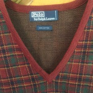Vintage Polo Ralph Lauren Sweater Vest